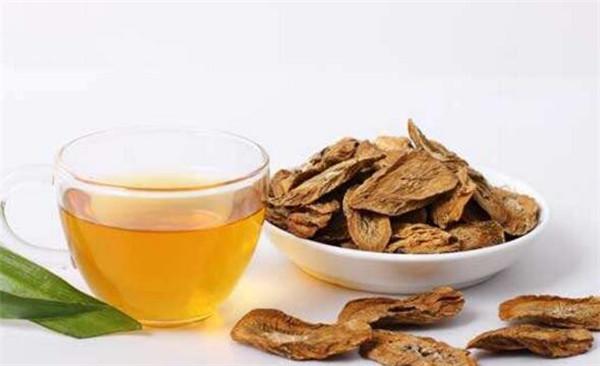 喝牛蒡茶有什么好处 牛蒡茶的功效与作用