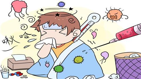成人急性支气管炎症状