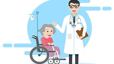 调强放疗治疗老年晚期肺癌的疗效如何