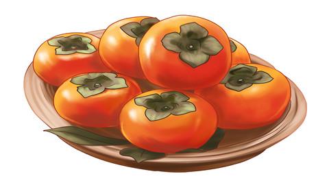 柿子的热量