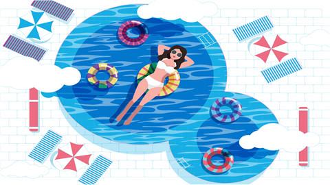 游泳的好处 游泳的功效