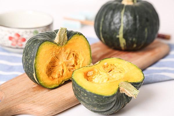 南瓜的功效与作用 南瓜的营养价值
