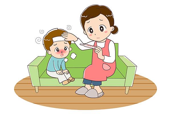 小孩正常体温是多少 小孩发烧怎么办