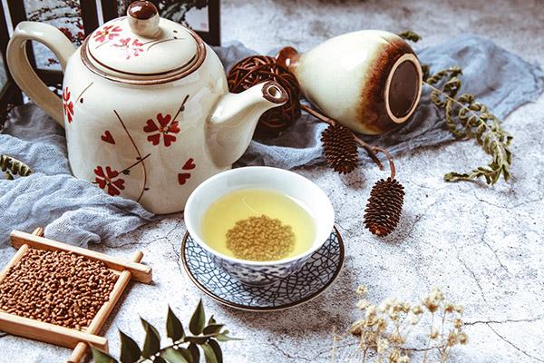 苦荞茶的功效与禁忌
