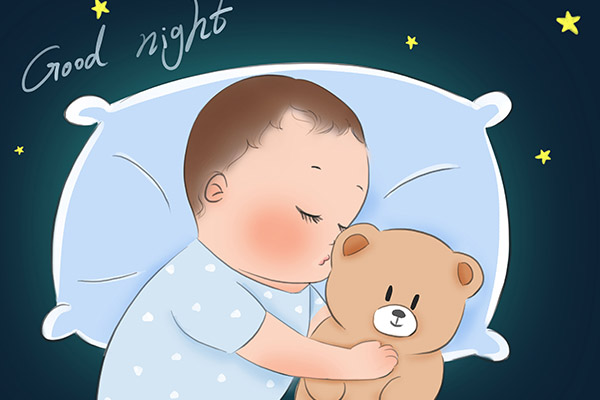 孩子睡觉出汗多是什么原因