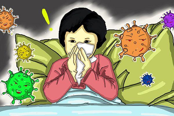 风热感冒和风寒感冒怎么区别
