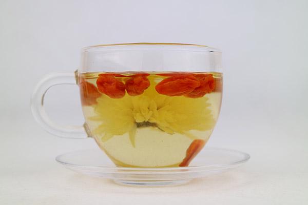 枸杞和菊花泡水的作用与功效