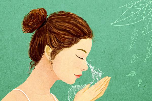 用淘米水洗脸1.jpg