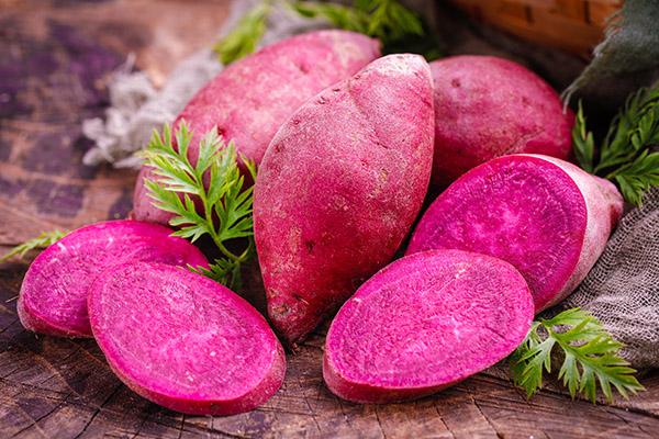 女性为什么不能吃紫薯