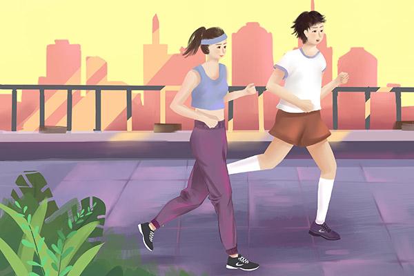 晨跑和夜跑哪个更减肥