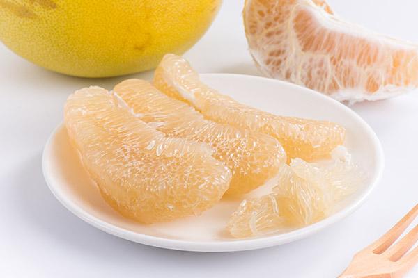 咳嗽能吃柚子吗