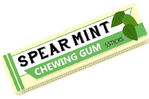 口香糖不小心咽下去怎么办