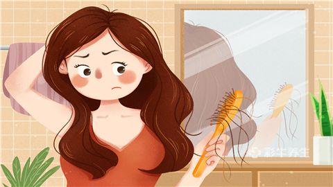 脱发|脱发是身体哪里出问题了