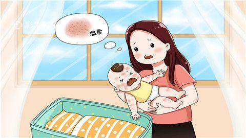儿童湿疹怎么治
