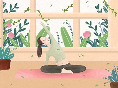 瘦肚子最快的瑜伽動作