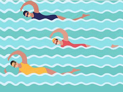游泳的功效与作用