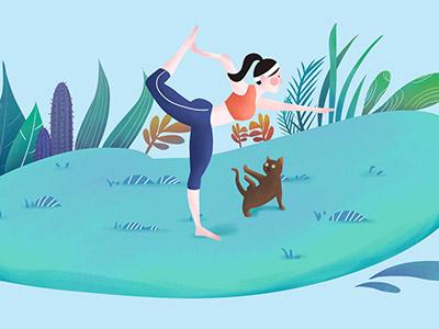 女人长期练瑜伽的危害
