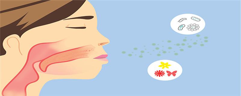 咽喉炎症状及表现