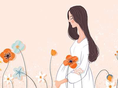 怎么分辨例假推迟和怀孕 例假推迟和怀孕初期的区别