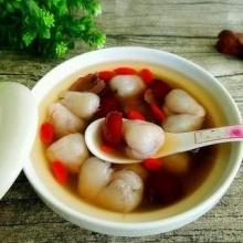 枸杞红枣荔枝汤