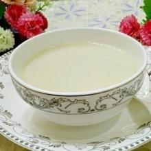 山药燕麦豆浆