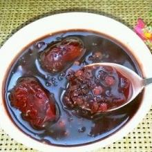 紫米紅豆健康粥