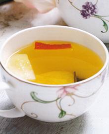 苹果雪梨茶