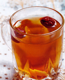 生姜红糖茶