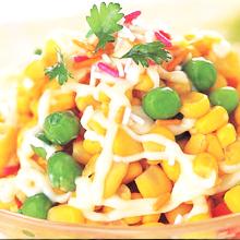 豌豆玉米沙拉