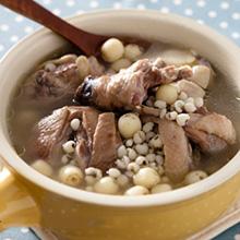 薏米瘦肉汤