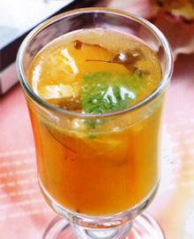 柠檬橙子茶