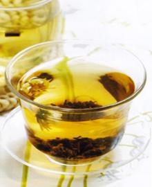 普洱菊花茶