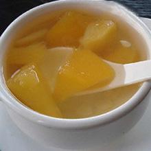 木瓜葡萄汤