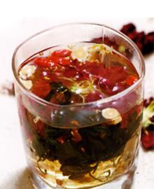 桂花黄芪茶