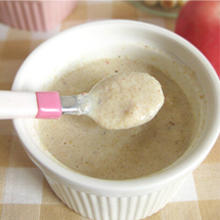 苹果奶麦糊