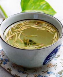 金银花清热去湿茶