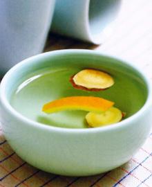 陈皮甘草茶