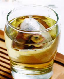 菊花山楂罗布麻茶包