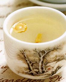黄芪人参茶