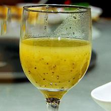 橙汁炖猕猴桃