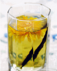 金盏花苦丁茶