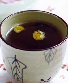 桑葚菊花茶