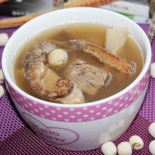 海马干贝猪肉汤