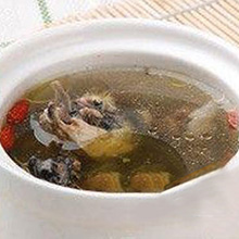龟肉鱼鳔汤