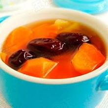 胡萝卜红枣汤