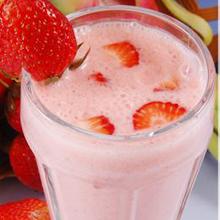 草莓芒果香瓜汁