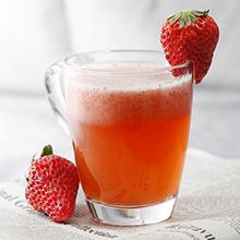 哈密瓜草莓汁