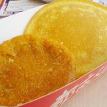玉米南瓜饼