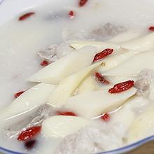 韭菜籽枸杞汤