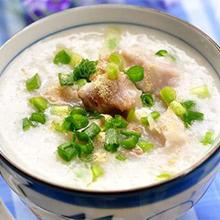 龟肉核桃粥
